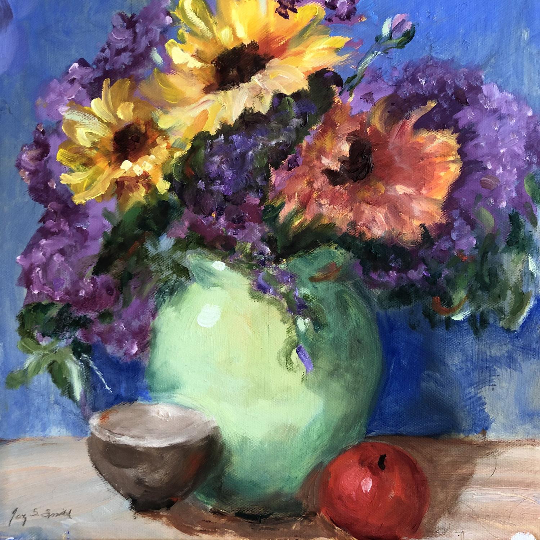 Spring Garden - Joy Smith