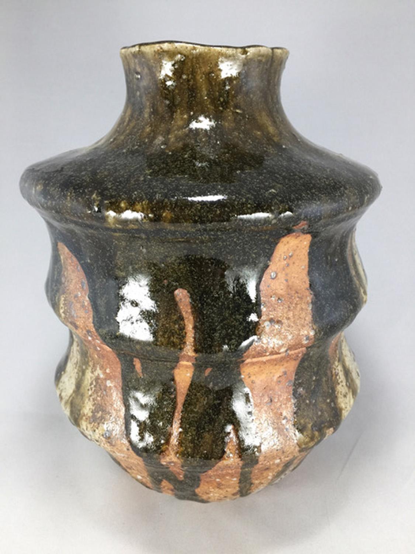 Bamboo Form Vase - Mark Tyson