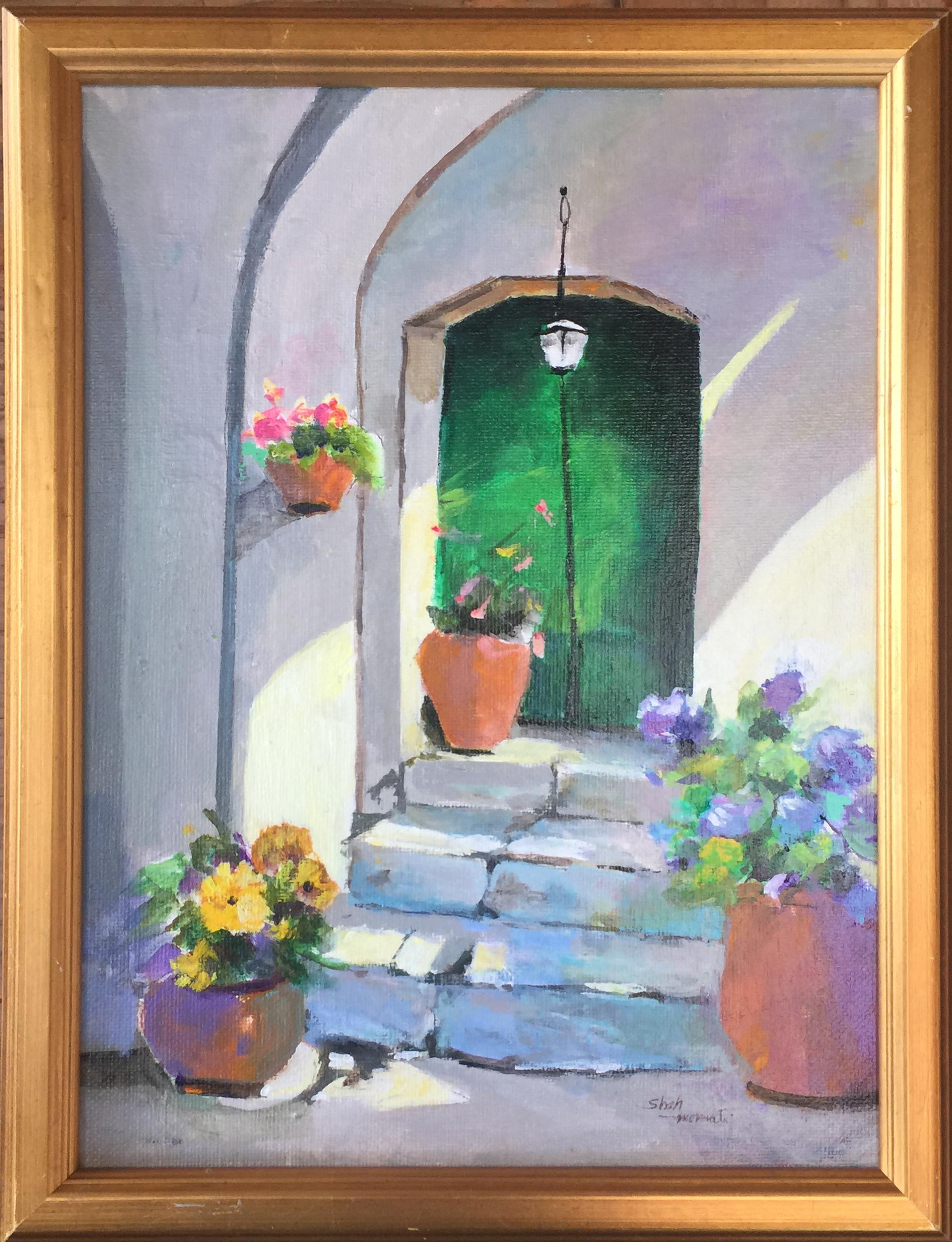 Green Door - Shah Morovati